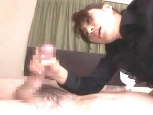 Fabulous Japanese girl in Incredible Blowjob/Fera, Secretary JAV clip
