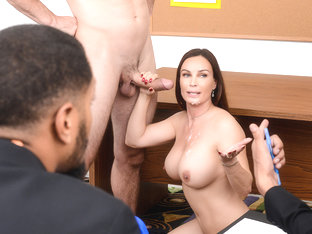 Diamond Foxxx & JMac in HR Whorientation - BrazzersNetwork