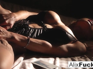 Alix Lynx in Alix Spends A Few Hours With Ryan In The Hotel Room - AlixLynx
