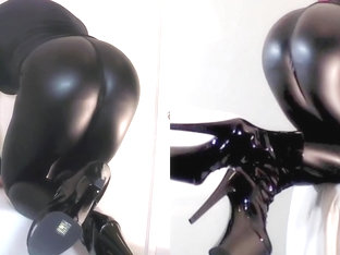 Leather & Latex Fuck Doll