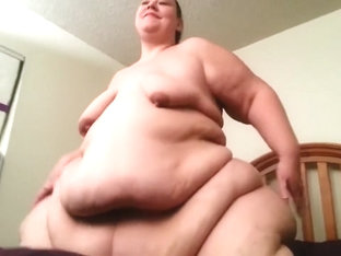 Ssbbw double belly nude