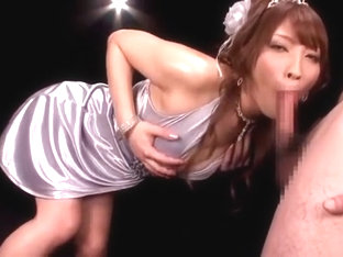 Incredible Japanese model Kokomi Sakura, Nozomi Natsuki in Exotic Facial, Blowjob/Fera JAV movie