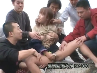 Hottest Japanese model Maria Yumeno in Horny Outdoor, Compilation JAV clip