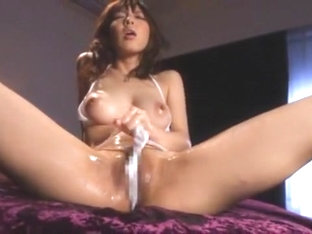 Fabulous Japanese whore An Mashiro in Crazy Masturbation, Solo Girl JAV scene