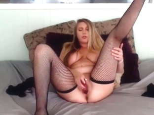 Blonde BBC dream coed Jordyn to unleash her freaky side