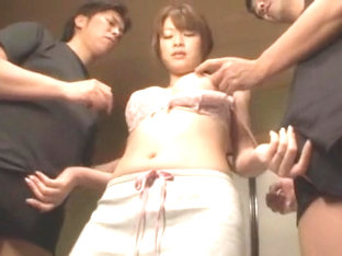 Incredible Japanese model Azusa Maki in Horny Hairy, Big Tits JAV video