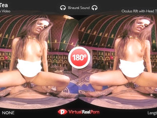 Gala Brown  Rob Diesel in Special Tea - VirtualRealPorn