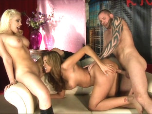 Hottest pornstar Ryan Keely in Incredible Threesomes, Dildos/Toys xxx scene