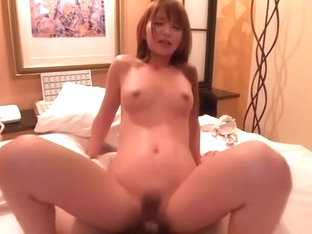 Crazy Japanese chick Emiri Okazaki in Exotic POV, Doggy Style JAV movie