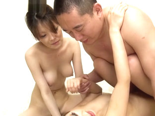 Crazy Japanese model in Fabulous Facial, Uncensored JAV movie