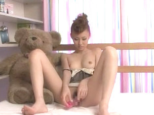 Amazing Japanese girl Himeka Hoshino in Exotic Masturbation/Onanii, Dildos/Toys JAV scene