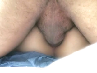first time anal (creampie)