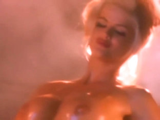Anna Nicole Smith - Playboy Playmate Centerfold - 60FPS Upscaled by an A.I.