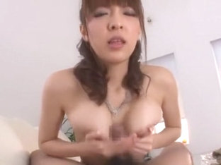 Crazy Japanese model An Mashiro in Exotic Big Tits, POV JAV movie