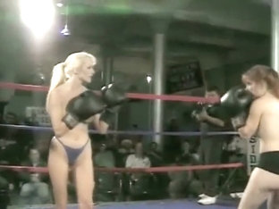 Bad Apple Topless Boxing Volume 14
