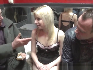 Dutch Whore Gets Cumshot