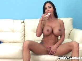Fabulous pornstar Jewels Jade in Best Big Tits, Masturbation adult video