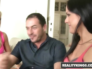 Reality Kings - Euro Sex Parties - Bella Baby Kari James Brossman - Pleasant Lip