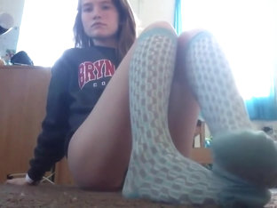Samanthasocks in long socks