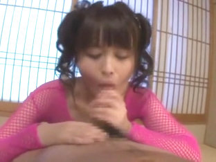 Fabulous Japanese whore Anna Natsuki in Exotic Fetish, Handjobs JAV clip