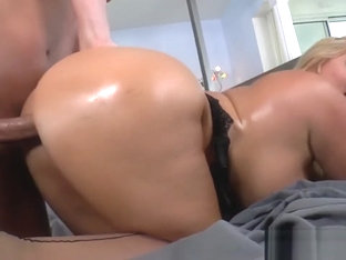 HUGE ASS MILF - Karen Fisher PMV - Big Tits Blonde