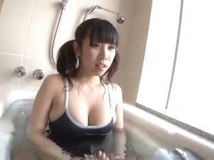 Best Japanese chick Hina Tokisaka in Incredible Showers, College/Gakuseifuku JAV movie