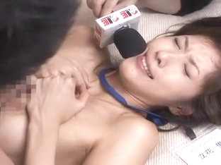 Hottest Japanese model Riko Tachibana in Amazing Big Tits, Gangbang JAV scene