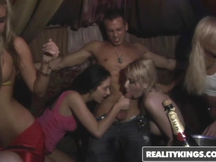 In the VIP - Kristina Rose Ashli Orion Missy Woods 3 - Its Wild Tonight - Reality Kings