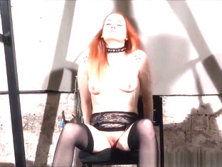 Dirty Mary Lesbian Pussy Whipping