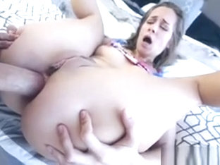 Cassidy Klein Swallows Big Cock And Balls