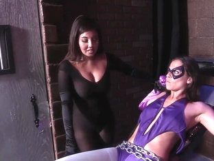 Heroine Luna Star Tickled & Destroyed
