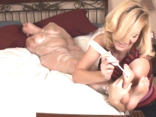 mummified barefeet tickle LB