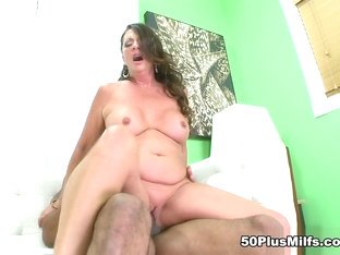 Margo And The Bad Man - Margo Sullivan and Asante Stone - 50PlusMILFs