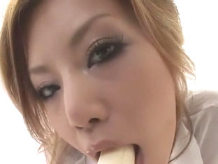 Incredible Japanese chick Akane Hotaru in Hottest JAV video