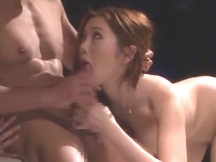 Crazy Japanese girl Asami Ogawa in Hottest Cunnilingus JAV movie