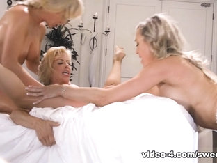 Cherie DeVille in Sweetheart Sisters Threesome - SweetHeartVideo