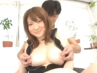Amazing Japanese slut Alice Ozawa in Exotic POV, Couple JAV clip