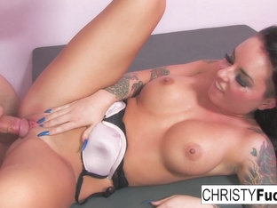 Christy Mack in Old Style Gonzo With Christy Mack - ChristyMack