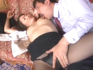 Incredible Japanese model Aoki Misora in Hottest Facial, Handjobs JAV clip
