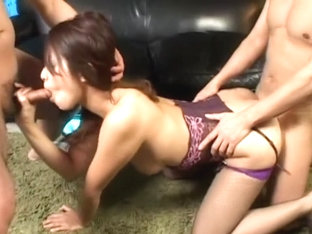 Akira Ichinose Uncensored Hardcore Video with Creampie, Fetish scenes