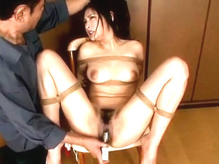 Hottest Japanese chick Rina Fukada in Amazing Anal, Fetish JAV clip