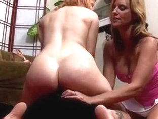 Ivy Rider Has Strap On Sex With Jodi West