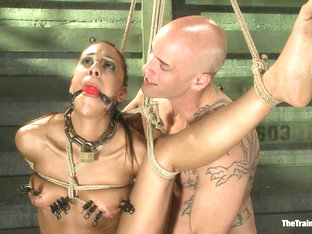 Slave Training of Lyla StormDay 3-Sexual Abilities - TheTrainingofO