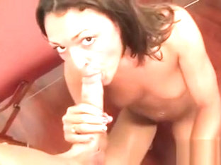 Sexy Massage Makes Hot Olivia Go Wild