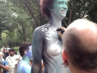 Body Painting Day