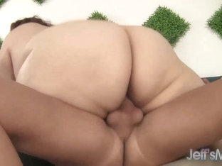 Voluptuous BBW Buxom Bella Satisfies a Dude with Her Fat Body and Fleshy Cunt