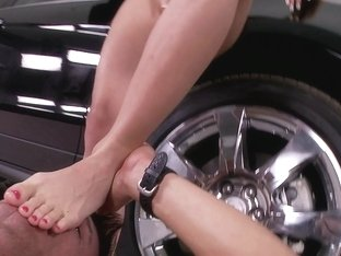 21Sextury Video: Cars, Wax and Footsex