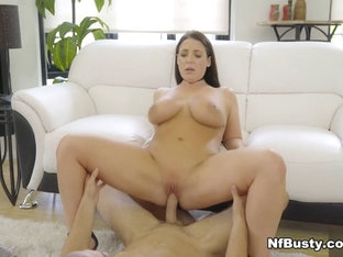 Angela White & T Stone in Busty Beautiful - NFBusty