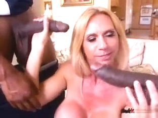 Busty Cougar Brooke Tyler Screws Her Sons Friends