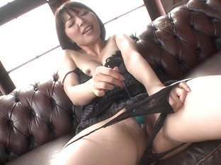 Exotic Japanese whore Izumi Manaka in Horny JAV uncensored Cumshots clip